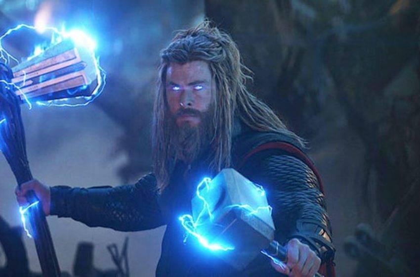 Chris Hemsworth'tan Thor açıklaması