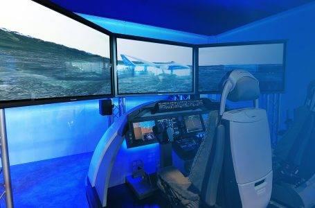 Güvenlik güçleri göreve yerli simülasyonla hazırlanacak