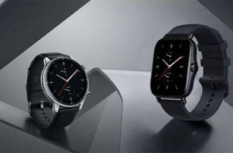 Amazfit GTR 2 ve GTS 2 tanıtıldı: Saat görünümünde bileklik