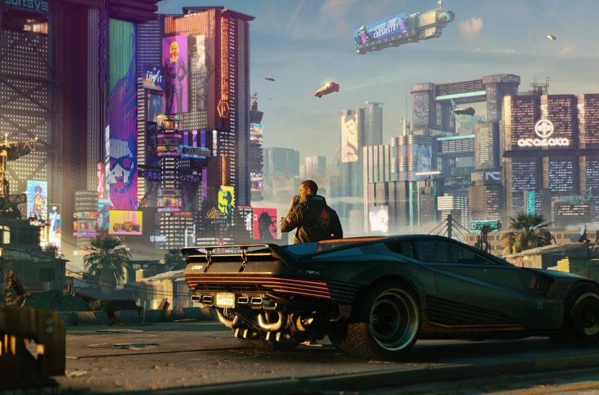 Cyberpunk 2077 yeni görüntüleri ortaya çıktı
