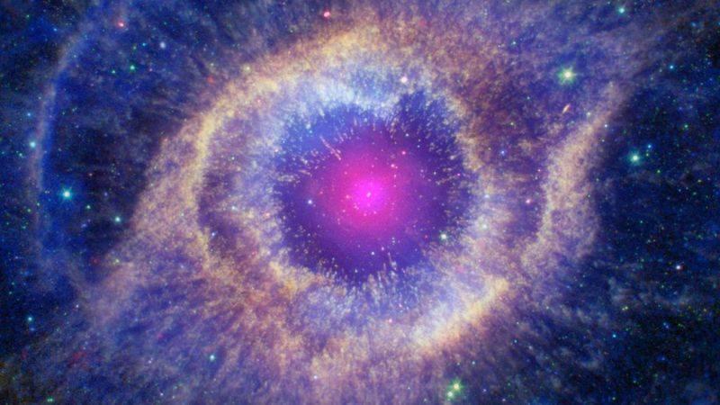 NASA yeni yıldız ve galaksi görüntüleri yayınladı