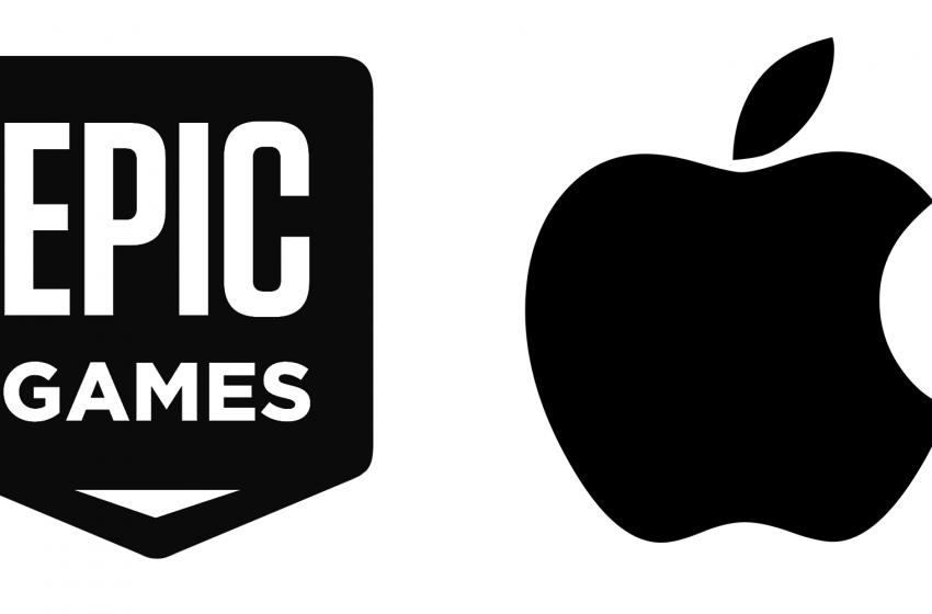 Apple Epic Games geriliminde yeni gelişme!