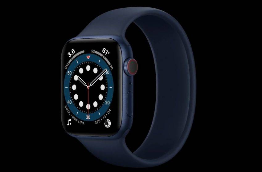 Apple Watch 6 tanıtıldı! İşte fiyatı ve özellikleri