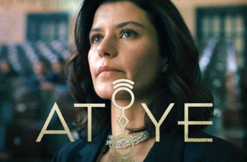 Merakla beklenen Netflix dizisi Atiye ikinci sezonuyla yayında!
