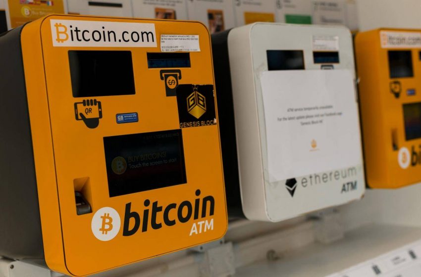 Marketlerde Bitcoin ATM dönemi başlıyor!