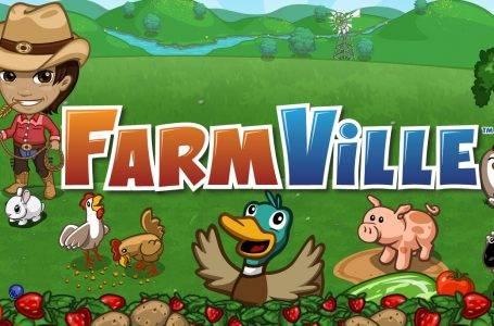 11 yıllık çiftçilik oyunu Farmville kapanıyor