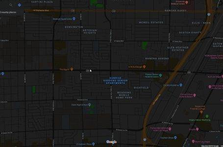 Google Haritalar karanlık moda kavuştu