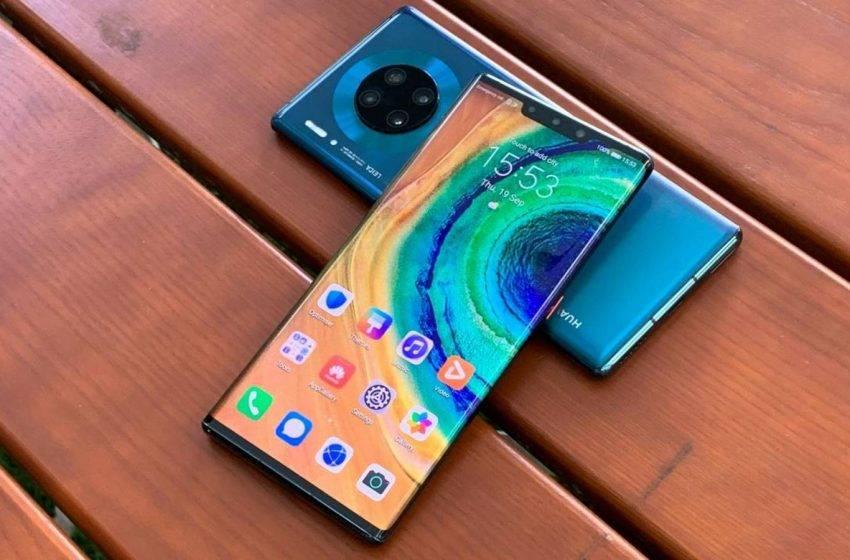 Huawei Mate 40 serisi hızlı şarj kapasitesi ortaya çıktı
