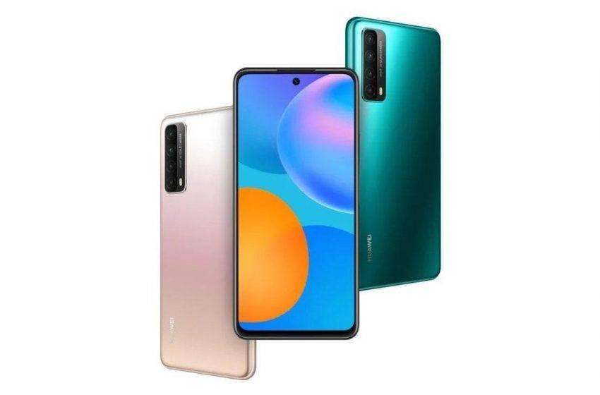 Huawei P Smart 2021 tanıtıldı! İşte fiyatı ve özellikleri