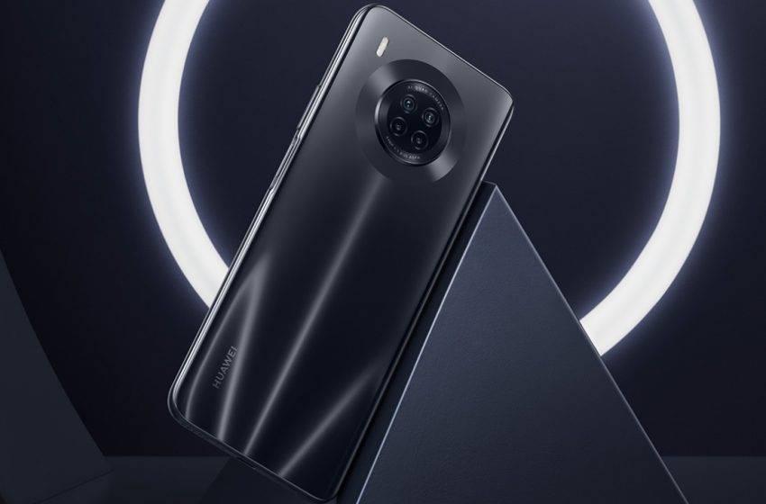 Huawei Y9a tanıtıldı! İşte özellikleri