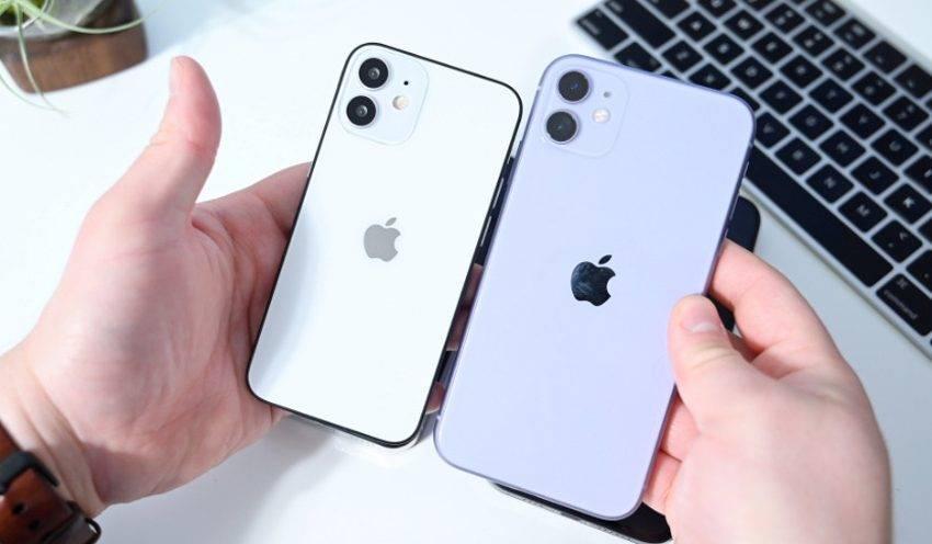 iPhone 12 Mini hakkında yeni sızıntılar ortaya çıktı