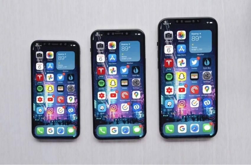 iPhone 12 Mini mi geliyor?