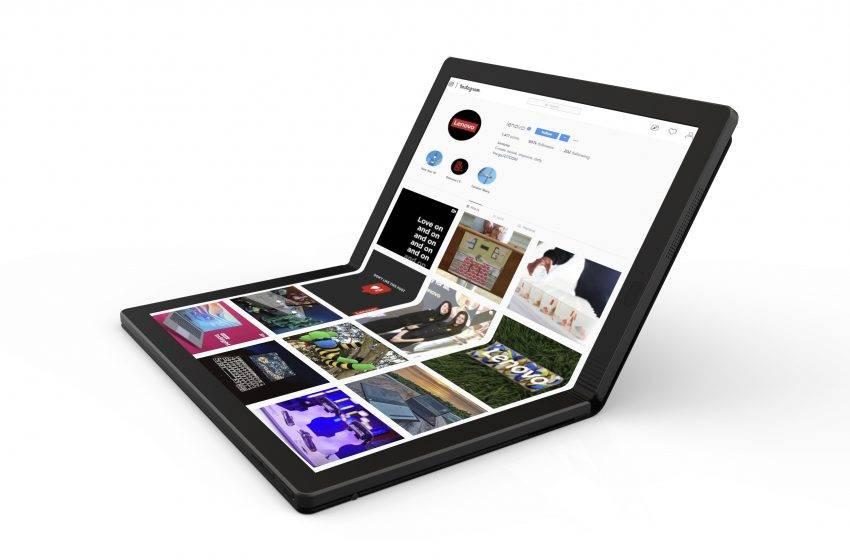 Lenovo ThinkPad X1 Fold tanıtıldı! İşte fiyatı