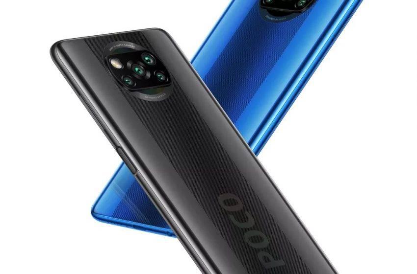 POCO X3 NFC yalnızca 3 günde 100 bin adetten fazla satıldı