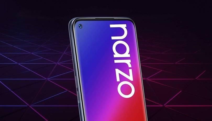Realme Narzo 20, Narzo 20A ve Narzo 20 Pro tanıtıldı!
