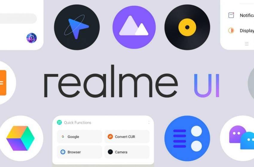 Realme UI 2.0 çıkış tarihi açıklandı