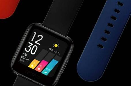 Realme Watch Türkiye fiyatı belli oldu