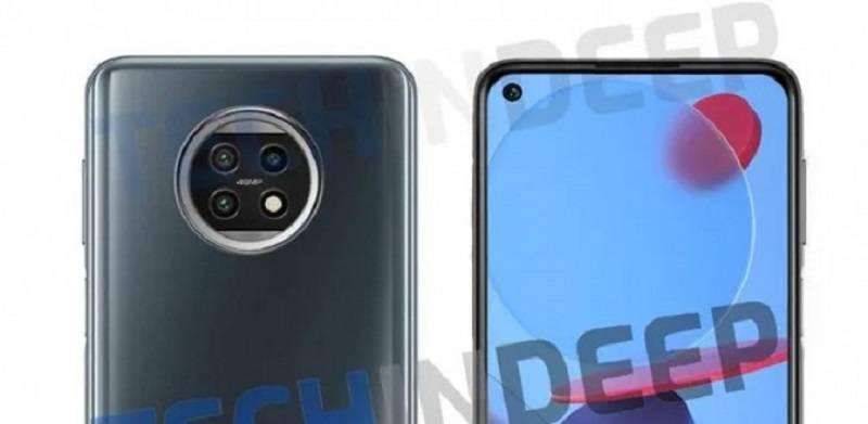 Redmi Note 10 tasarımı sızdırıldı