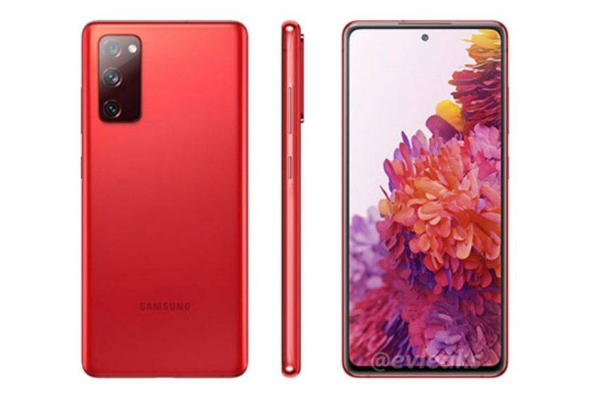 Samsung Galaxy S20 FE videosu ortaya çıktı
