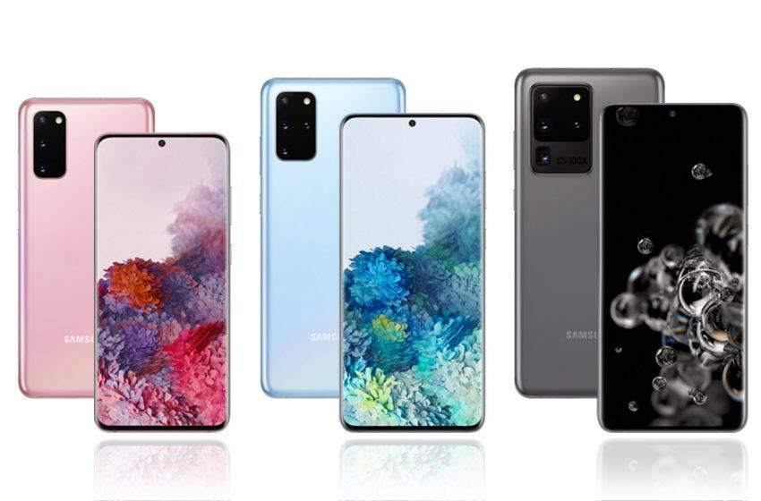 Samsung Galaxy S21 serisinin batarya kapasitesi belli oldu