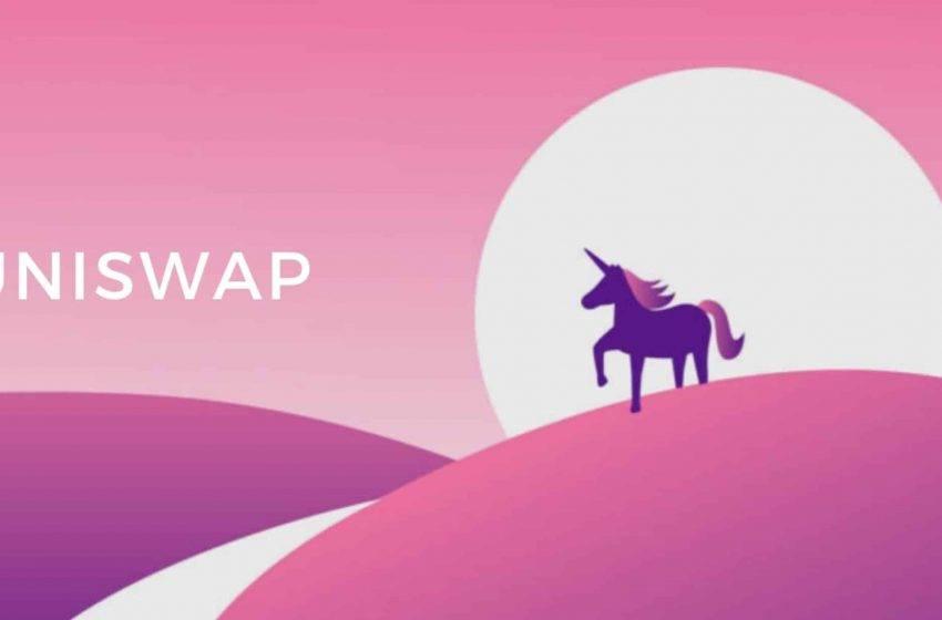 Uniswap UNI token'ı duyurdu