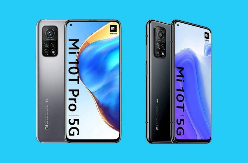 Xiaomi Mi 10T ve Mi 10T Pro özellikleri ortaya çıktı