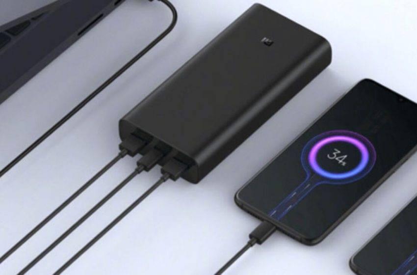 Xiaomi Mi Powerbank 3i tanıtıldı! İşte fiyatı