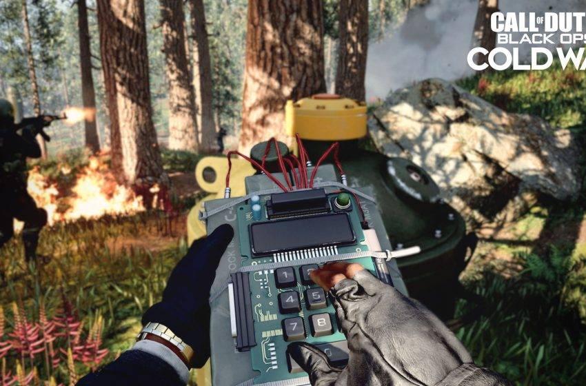 CoD: Cold War 40 kişilik yeni mod duyuruldu: Fireteam: Dirty Bomb
