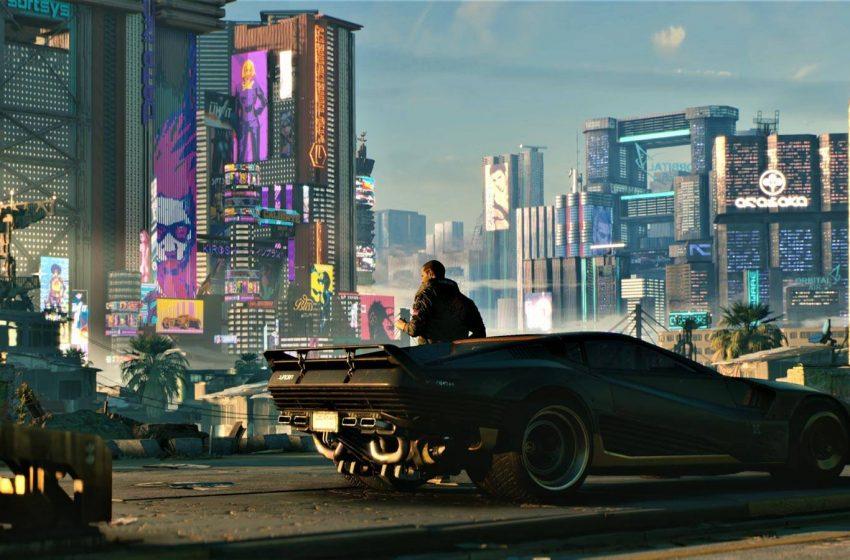 İşte Cyberpunk 2077 araçları