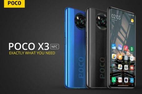 Özellikleriyle dikkat çeken POCO X3 NFC nihayet Türkiye'de! İşte fiyatı