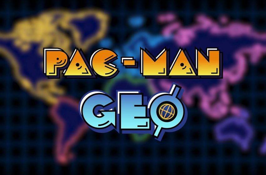Gerçek harita destekli Pac-Man Geo yayınlandı