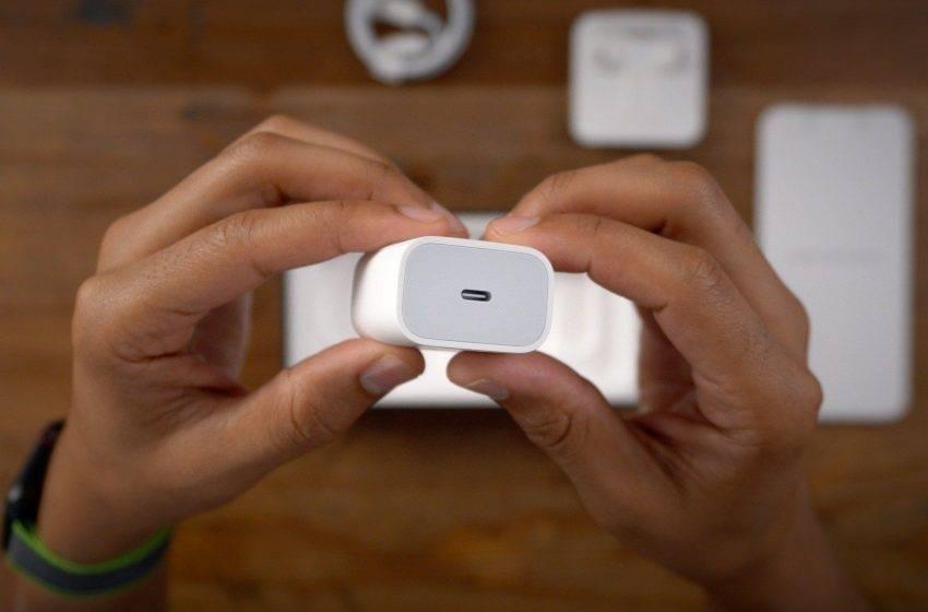 Apple 20W USB-C Güç Adaptörü satışa sunuldu