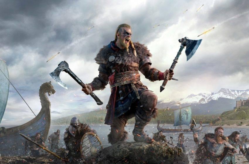 Assassin's Creed Valhalla 7 dakikalık oynanış videosu yayınlandı