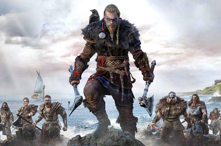 Assassin's Creed Valhalla hikaye fragmanı yayınlandı