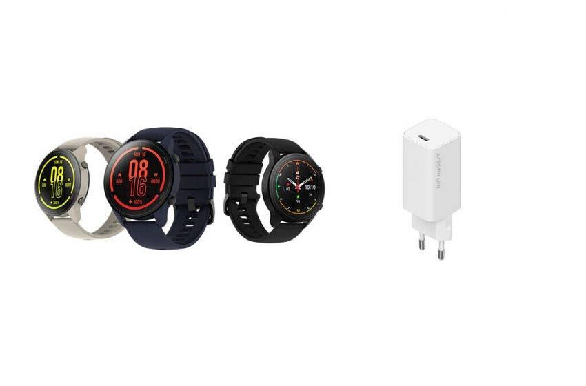 Xiaomi Mi Watch ve 65W GaN hızlı şarj tanıtıldı! İşte fiyatları