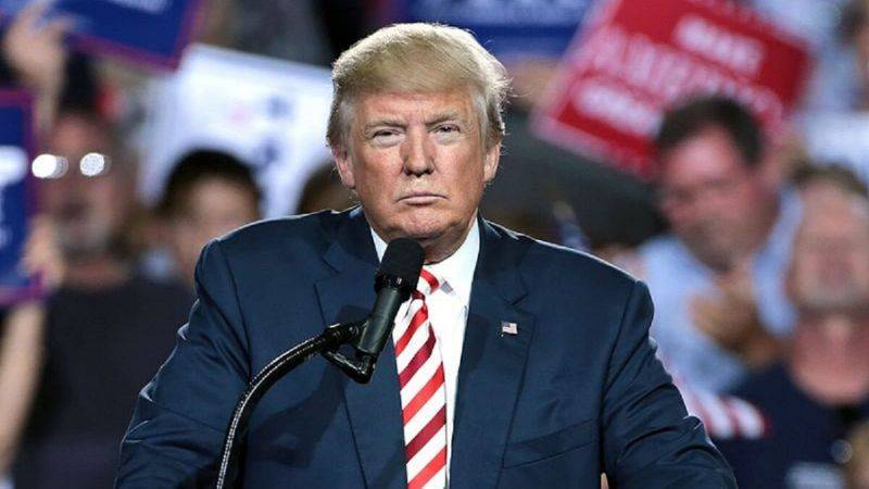 Donald Trump sitesi hacklendi! Kripto para olarak fidye istendi