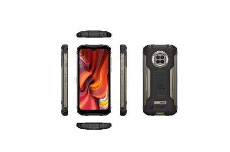 Dünyanın en sağlam akıllı telefonu Doogee S96 Pro tanıtıldı!