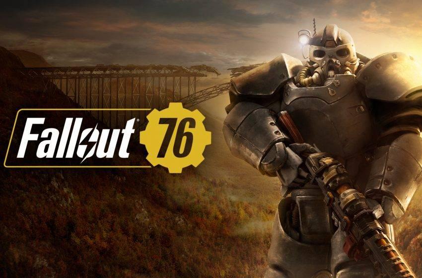 Fallout 76 kısa süreliğine ücretsiz oynanabilir