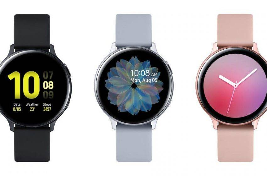 Samsung Galaxy Watch Active 2 güncelleme aldı! İşte detaylar