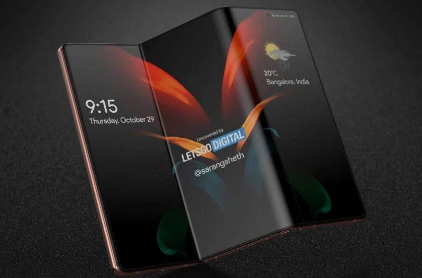 Samsung Galaxy Z Fold 3 konsept tasarımı ortaya çıktı