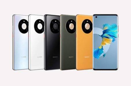 Huawei Mate 40 tanıtıldı! İşte fiyatı ve özellikleri