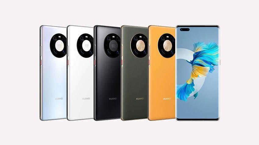 Huawei Mate 40 Pro tanıtıldı! İşte fiyatı ve özellikleri