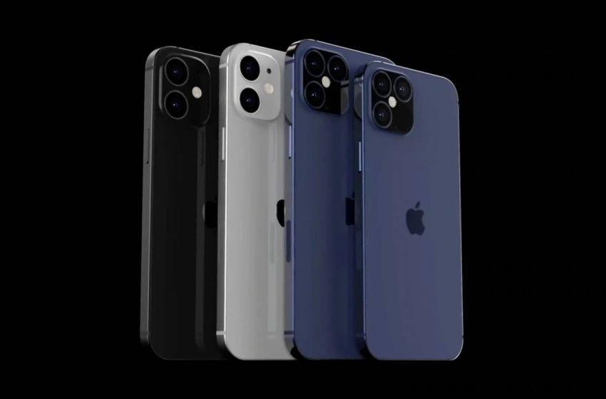 iPhone 12 ve iPhone 12 Mini batarya kapasiteleri açıklandı