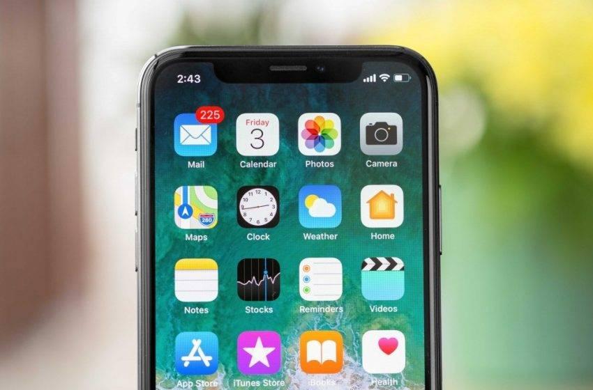 iPhone modelleri 2 yıl daha çentik ekranla gelecek