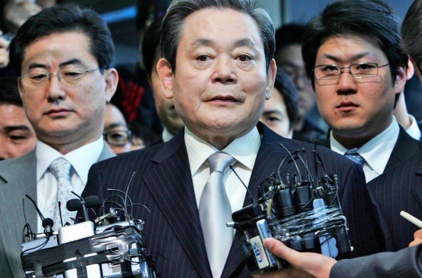 Başarı Hikayeleri 25: Lee Kun-Hee (Samsung)