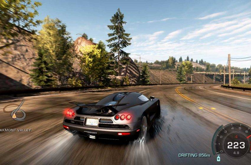 Need for Speed Hot Pursuit Remastered yolda!