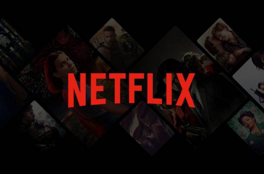 Netflix arka planda ses oynatacak