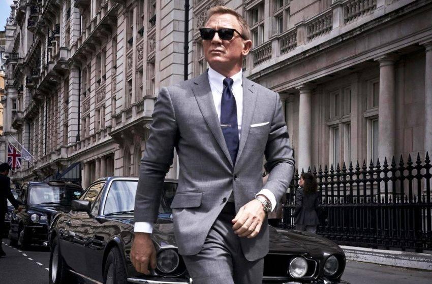 Yeni James Bond filmi Ölmek İçin Zaman Yok 2021'e ertelendi