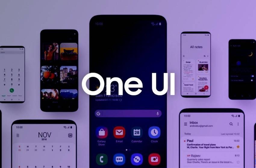 One UI 3.0 çıkış tarihi ortaya çıktı!