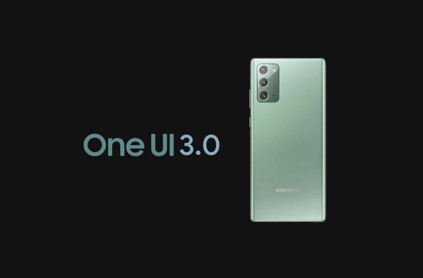 One UI 3.0 tanıtım tarihi ortaya çıktı
